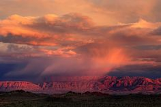 Sunset Panoramic Gold Butte Nevada by Steve Sieren on 500px