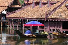 """Muang Boran """"Ancient City Bangkok by Dany et Maryse"""