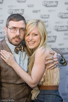 Dallas Green and Leah Miller.