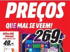 Folheto Media Markt - Promoções e descontos de 5 a 10 de Fevereiro - Preços que mal se vêem!