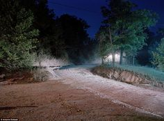 The Devil's Promenade: Inside the rural Missouri town haunted by the spook light, a mysterious light that even Army engineers are at a loss to explain.