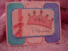 Princess card :)