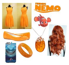 """Nemo outfit"" by tyanna955 on Polyvore featuring Be-Jewelled and MANGO"