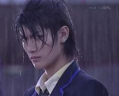 Haruma Miura (三浦 春馬) Samurai High School..... Looks good, might check it out.