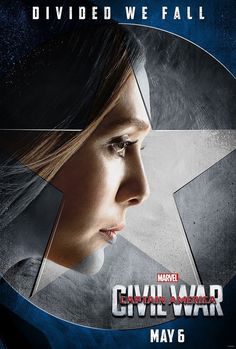 Scarlet Witch (Poster de Civil War)
