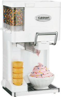 OMG I need this!!! Cuisinart Soft Serve Ice Cream Maker : Cabela's