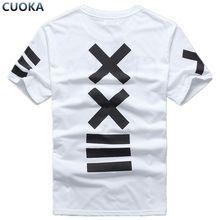 cuoka Brand clothing hba xxlll funny t shirt men Skateboard Pyrex hip hop Short sleeve Sport t-shirt homme Tops&Tees wholesale(China (Mainland))