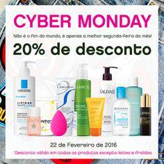 Amostras e Passatempos: Cyber Monday -20% em todos os produtos!