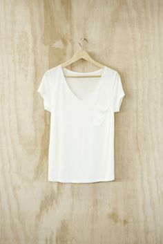 Sussan White Tee