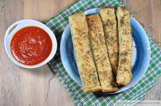 Bread sticks: Pizza hut Copy cat Style - Zesty South Indian Kitchen