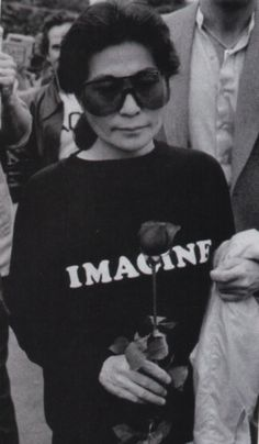 Yoko Ono - From 'Uncut Lennon,  The Ultimate Music Guide', 2010.