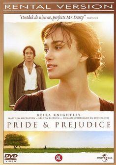 2. Pride & prejudice - de film