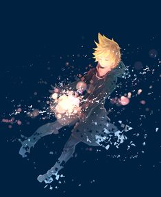 I feel bad for Roxas. He was just the aftereffect of Sora's brush with death, with heartlessness...