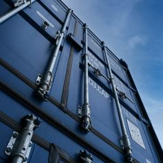 Did you know you can stack upto nine containers on top of each other! Visit our website for more inforamtion! Container Sales, Shipping Containers For Sale, Container Conversions, 30 Years, About Uk, Utility Pole, Bmw, Website, Storage