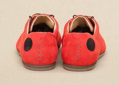 the Atheist Shoe, by David Bonney & Jule Schumacher