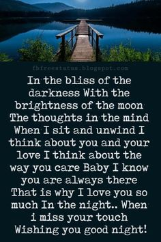 If you are looking for Good Night Poems for Her? Browse our wonderful collection of Good Night Poems For Girlfriend. Good Night Text Messages, Good Night Love Quotes, Beautiful Good Night Images, Love You Messages, Romantic Good Night, Morning Messages, Good Night To You, Good Night Wishes, I Miss Your Touch
