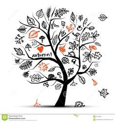 дерево графический рисунок: 16 тыс изображений найдено в Яндекс.Картинках