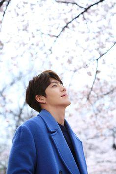 Kim Woo Bin in Uncontrollably Fond Asian Actors, Korean Actresses, Korean Actors, Actors & Actresses, Korean Guys, Park Hae Jin, Park Seo Joon, Uncontrollably Fond Kdrama, K Pop