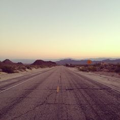 Road Trip - Mojave Desert Preserve.  Drove through on our way to Yosemite Winter break 2014.