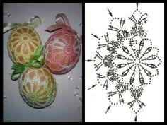 easter eggs-pattern