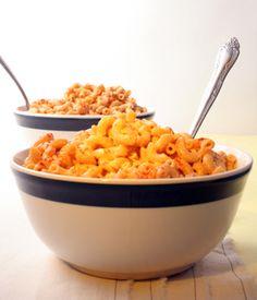 Stovetop Mac & Cheeze - My Vegan Cookbook - Vegan Baking Cooking Recipes Tips
