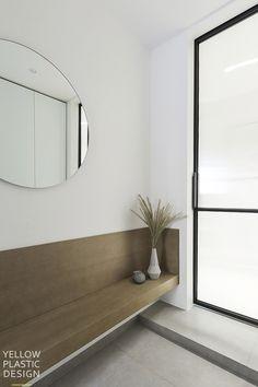Korea Apartment, Entrance Hall, Color Trends, Furniture Design, House Design, Doors, Interior Design, Mirror, Inspiration