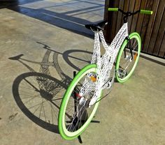 3D-printed bicycle is 100% customizable.