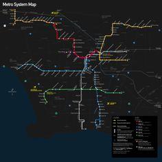 Los Angeles Metrol Rail map       La Pepperdine University dispone de instalaciones perfectas para realizar un programa de inglés y actividades con una ubicación inmejorable:  Malibú,  California.      #WeLoveBS #inglés #idiomas #Malibu #California #CA #EstadosUnidos #EstatsUnits #USA