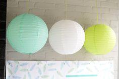 Beleef een dromerig feest met de Vederlichte lampionnen – Beaublue #lampionnen #vederlicht #partybox #beaublue