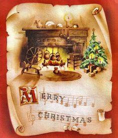 vintage merry christmas   Merry Christmas
