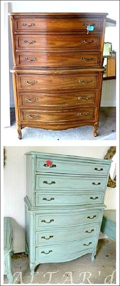 Furniture Makeovers to Help You Save Money on Decorating Your Home!