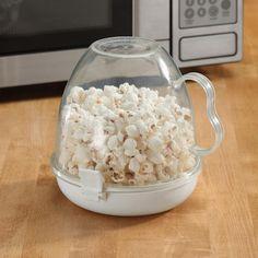 Microwave Popcorn Maker - Microwave Popcorn Maker - Walter Drake