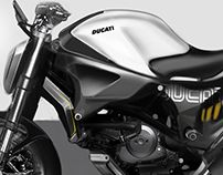 Ducati Monster Nini