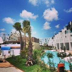 Ibiza - HardRock Hotel