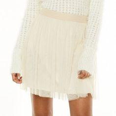 LC Lauren Conrad Tulle Skirt - Women's. Love this.