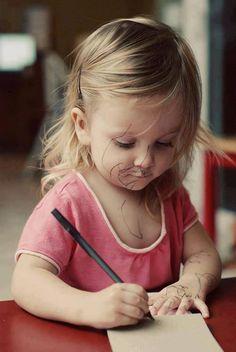 Young artist ღ~*~*✿⊱╮