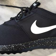 Nike Shoes - NikeID Black Fleece Juvenate Sneakers