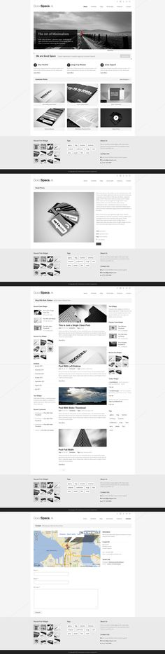 Good Space | Responsive, Clean, Wordpress Template | themeforest | http://themes.goodlayers.com/goodspace/ Get this template from: http://themeforest.net/?ref=Vision7Studio