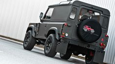Introducing The Land Rover Defender 2.2 TDCI 90 HARD TOP - Chelsea Wide Track