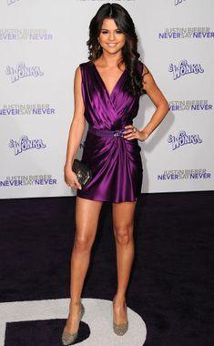 from Fashion Spotlight: Selena Gomez   E! Online
