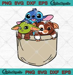 Disney Symbols, Yoda Drawing, Cute Alpaca, Cute Cartoon Pictures, Stitch Pictures, Star Wars Baby, Cute Cartoon Wallpapers, Vinyl Crafts, Cute Funny Animals
