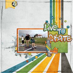 live to skate srsly stoked - kim jensen and kate hadfield http://the-lilypad.com/store/Srsly-Stoked-collaboration-with-Kate-Hadfield.html