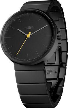 Braun BN0171BKBKG - Reloj , correa de cerámica: Amazon.es: Relojes
