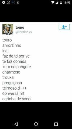 #touro #taurine #taurina Im Jealous, Im Selfish, Taurus, Zodiac Signs, Humor, Memes, Ali, Girls, Zodiac Signs Taurus