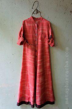 Shirt Style Kurti, Kurta Patterns, Cotton Gowns, Tunic Pattern, Kurta Designs, Indian Ethnic Wear, Indian Designer Wear, Fashion Wear, Everyday Outfits