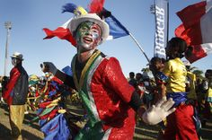 The Kaapse Klopse (or simply Klopse) is a minstrel festival that takes place… Carnival Images, Culture Day, African Dance, Colorful Umbrellas, Forest View, Most Beautiful Cities, My Land, Africa Travel, Dance Music