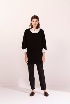 On Time Top by Kowtow. Ethical organic cotton.