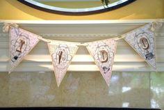 Items similar to I Do Wedding Banner on Etsy Vintage Theme Bridal Shower, Cute Banners, Shower Ideas, Wedding, Etsy, Valentines Day Weddings, Hochzeit, Weddings, Marriage