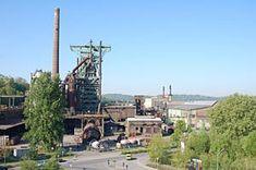 Industriemuseum in Hattingen Henrichshütte