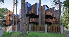 Edifício Dzintaru 32 / SZK/Z Architects
